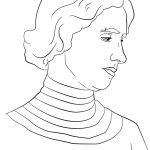 Helen Keller Coloring Page | Free Printable Coloring Pages   Free Printable Pictures Of Helen Keller