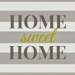 Home Sweet Home   Free Printable | Printables + Fonts | Home Decor   Free Printables For Home