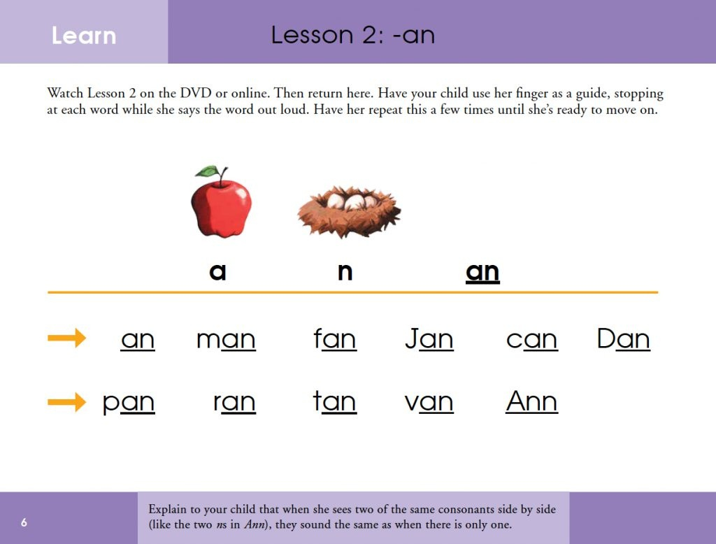 Hooked On Phonics | Learn To Read - Hooked On Phonics Free Printable Worksheets