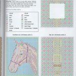 Horse Tissue Box Cover 2/2 | Plastic Canvas | Plastic Canvas   Free Printable Plastic Canvas Tissue Box Patterns