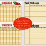 Hosting A Chili Cook Off In 5 Easy Steps   Scorecard Printable (Free   Chili Cook Off Printables Free