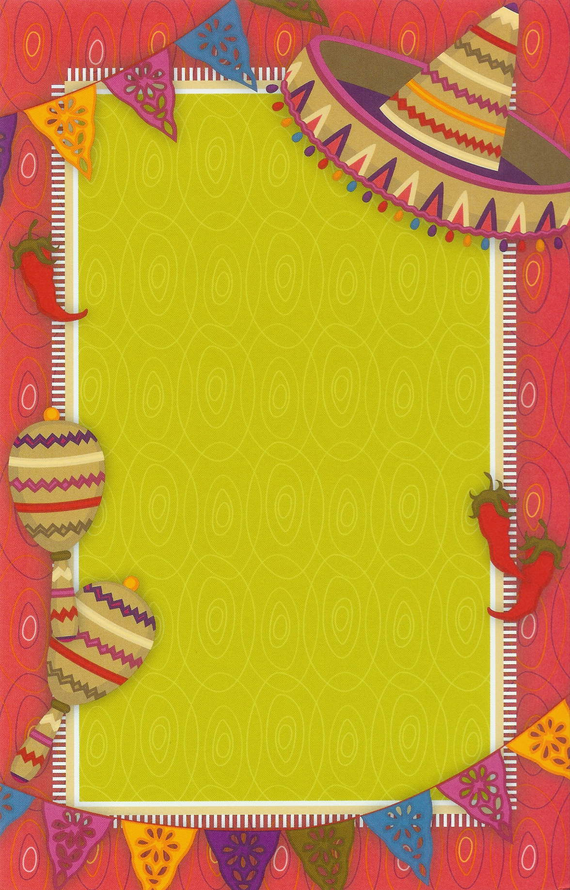 Hot Fiesta Invitation Cards And Free Printable Fiesta Party - Free Printable Mexican Fiesta Invitations