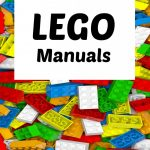 How To Organize Lego Manuals (+ Free Lego Printables!) | Blogger   Free Lego Printables