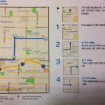 How To Print Driving Directions Directly From Iphone, Ipad (Mini   Free Printable Driving Directions