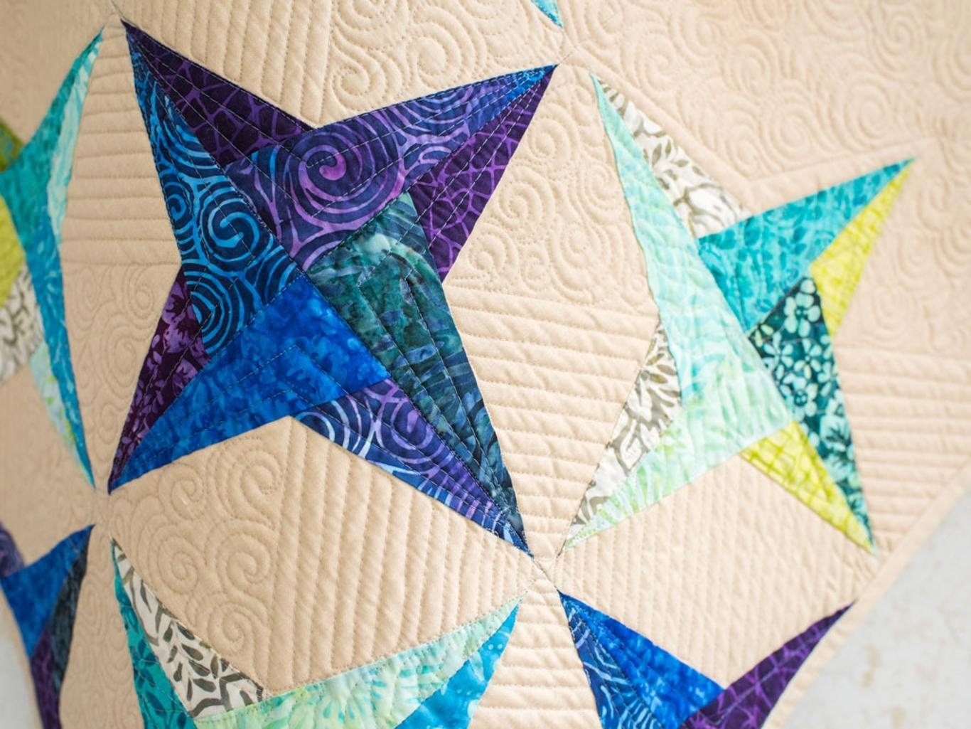 How To Use Quilting Diagrams For Free-Motion Quilting - Free Printable Pantograph Patterns