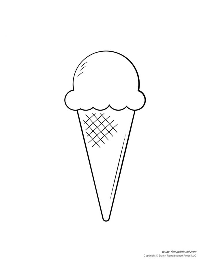 Free Printable Ice Cream Worksheets