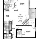 Image Result For 2 Bedroom House Plans Pdf Free Download | Sharp   Free Printable Small House Plans
