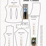Image Result For Free Printable Ken Doll Clothes Patterns | Barbie   Ken Clothes Patterns Free Printable