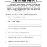Image Result For Free Printable Worksheets For Grade 4 Comprehension   Free Printable Reading Passages For 3Rd Grade