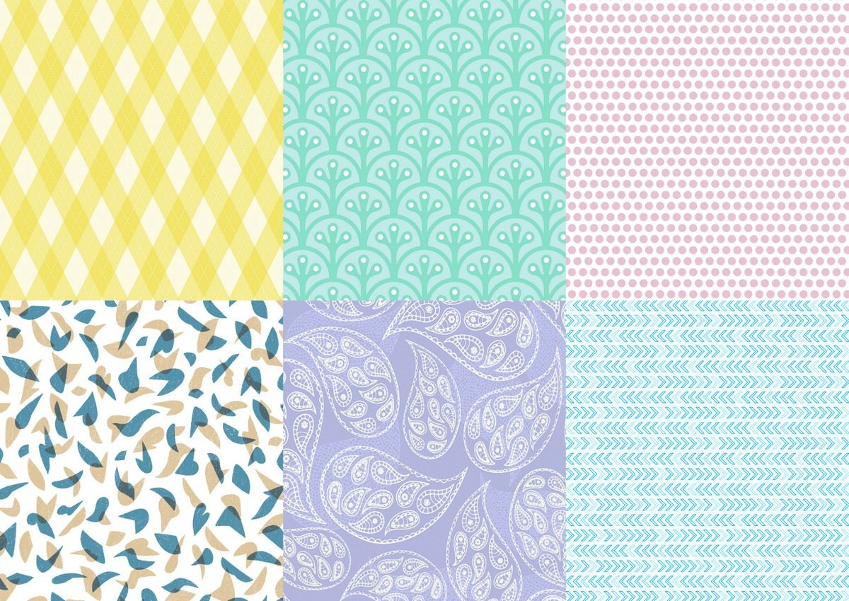 Instant Wrapping Paper: Free Downloadable Gift Wrap - Myria - Free Printable Wrapping Paper Sheets