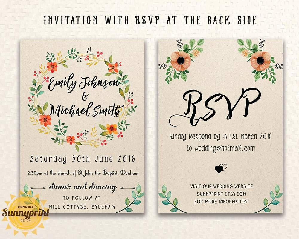 Invitation Maker Online - Kaza.psstech.co - Invitation Maker Online Free Printable