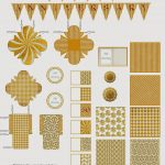 Jdayminis, 1:12 & 1:48 Scale Minis, Freebies & Inspiration: Free   Free 50Th Anniversary Printables