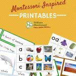 Join The Free Resource Library | Kids Development Materials   Free Montessori Printables