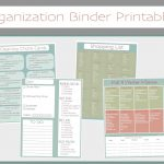 Just Sweet And Simple: Free Printable Household Organization Binder   Free Home Organization Binder Printables