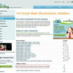 K5 Learning Launches Free Math Worksheets Center   K5 Learning Free Printable Worksheets