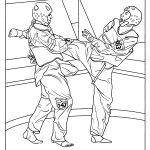 Karate Coloring Pages For Kids | Coloring Pages | Karate School   Free Printable Karate Coloring Pages