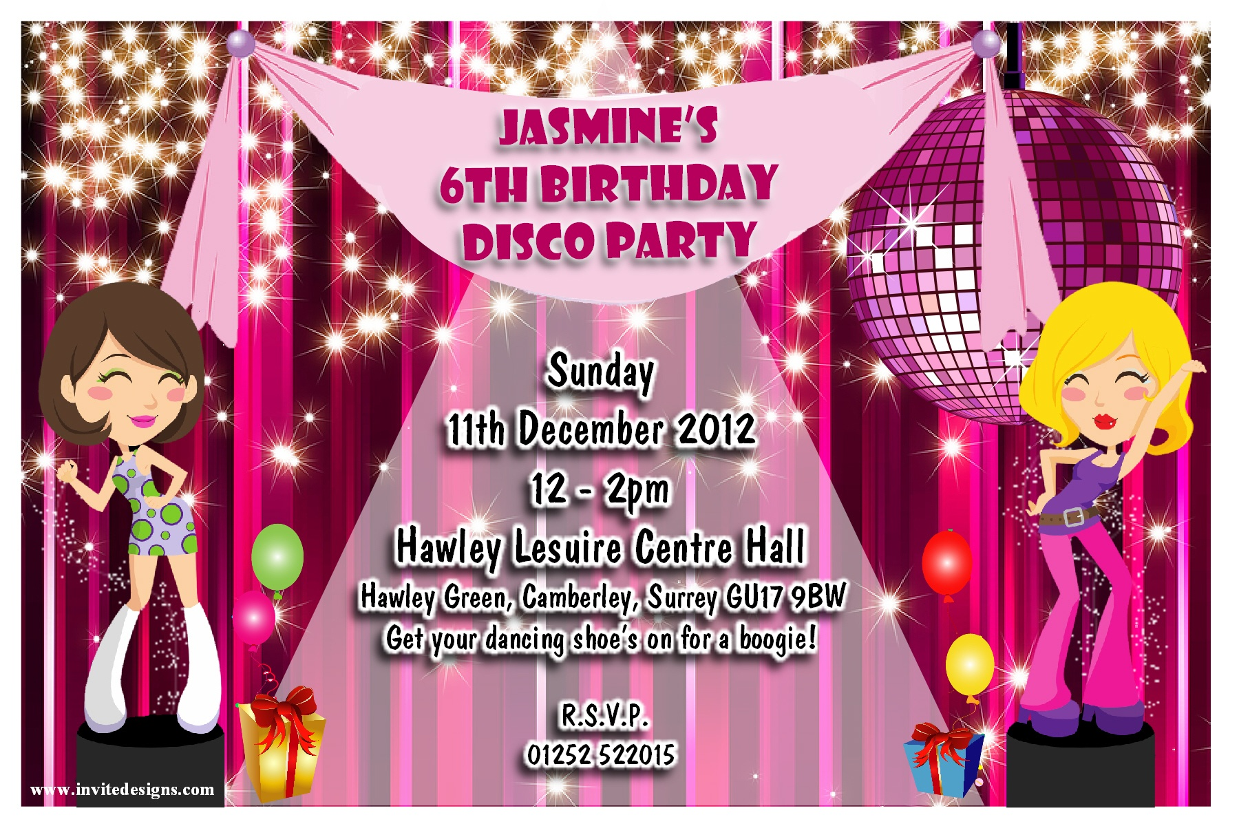 Kids Dance Party Invitations Gseokbinder Kids Dance Party - Free Printable Karaoke Party Invitations