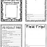 Kindergarten Memory Book | Education Ideas | Kindergarten Classroom   Free Printable Memory Book Templates