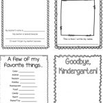 Kindergarten Memory Book | Kindergartenklub | Kindergarten   Free Printable Memory Book Templates