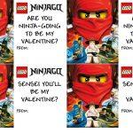 Lego Ninjago Valentines  Free Printable | Kids | Ninjago Valentines   Free Printable Ninjago Valentine Cards