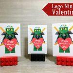 Lego Valentine's Day Figures | Printables4Mom   Free Printables   Free Printable Ninjago Valentine Cards