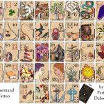 Lenormand Tattoo Deckparis Debono | Products I Love | Tarot   Free Printable Lenormand Cards