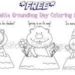 Life. Family. Love.: Groundhog Day Fun Plus *free* Printables!   Free Groundhog Day Printables