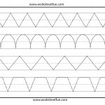 Line Tracing | Pre School | Preschool Worksheets, Tracing Worksheets   Free Printable Preschool Worksheets Tracing Lines
