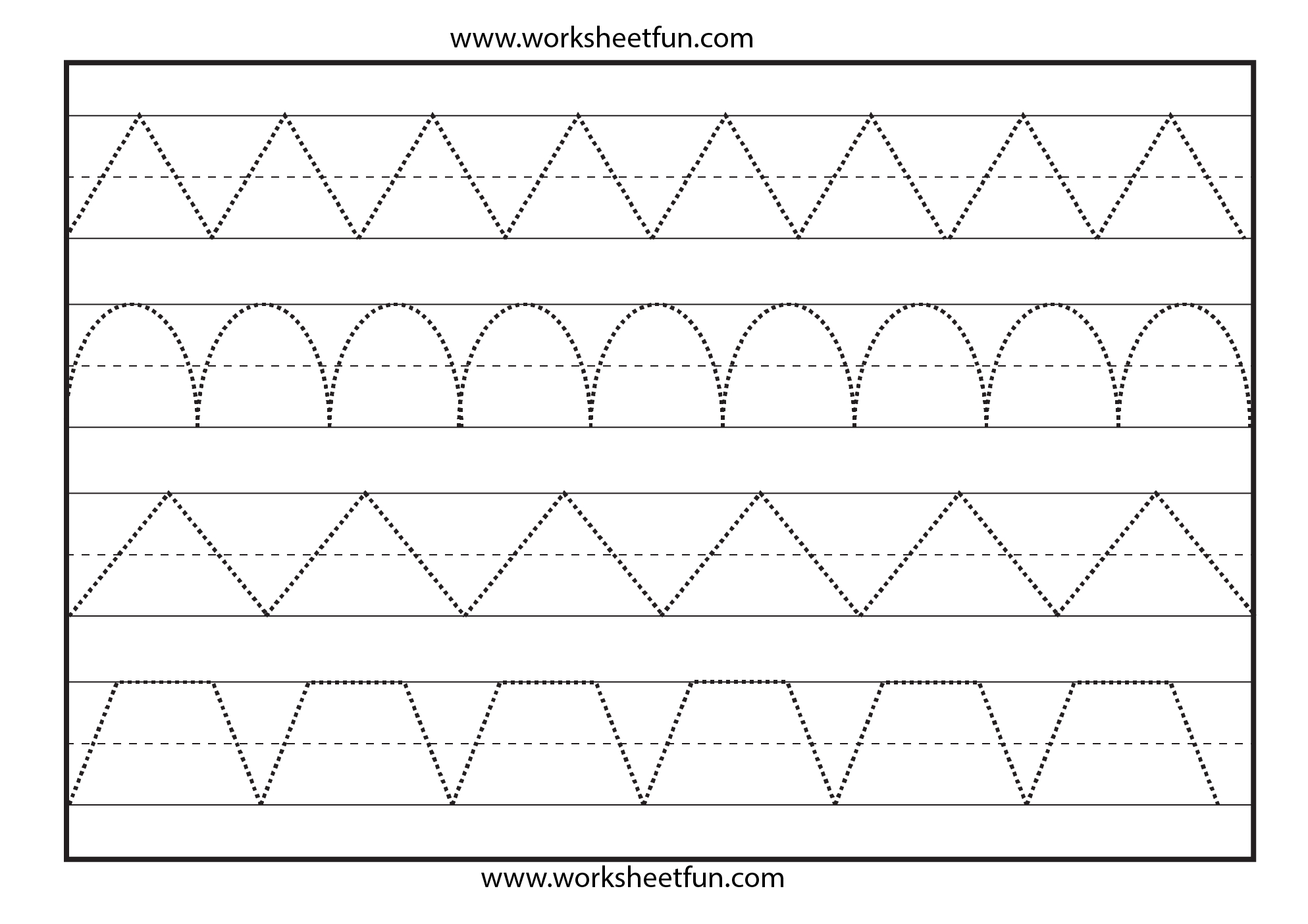 Line Tracing | Pre-School | Preschool Worksheets, Tracing Worksheets - Free Printable Preschool Worksheets Tracing Lines
