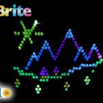 Lite Brite Ultimate Classic From Basic Fun   Youtube   Lite Brite Templates Free Printables