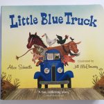 Little Blue Truckalice Schertle, Book Read Aloud   Youtube   Little Blue Truck Free Printables