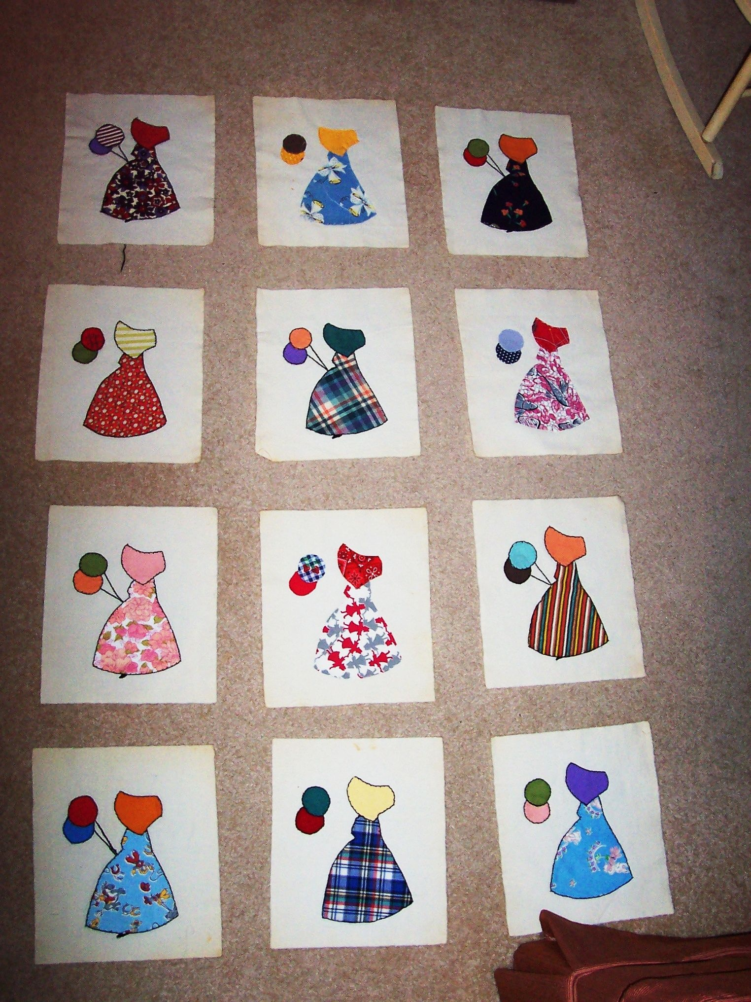 Little Dutch Girl Quilt | Sewing, Knitting, Crochet | Girls Quilts - Free Printable Dutch Girl Quilt Pattern