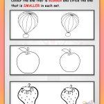 Lkg Math Worksheets   Free Printable Worksheets For Lkg Students