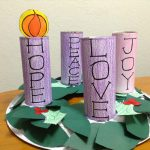 Look To Him And Be Radiant: Kids' Advent Wreath  Free Printables   Free Advent Wreath Printables