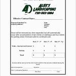 Lovely Free Snow Plowing Contracts Templates | Best Of Template   Free Printable Snow Removal Contract