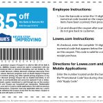 Lowes Coupons – Download & Print   Free Printable Lowes Coupons