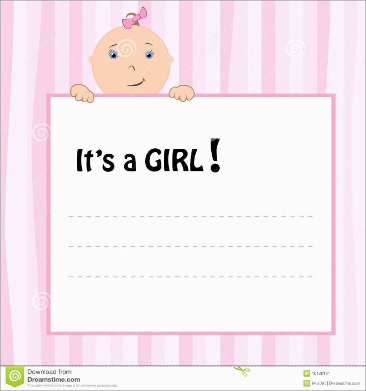 Free Printable Baby Birth Announcement Cards