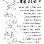 Lyrics To Jingle Bells | English Songs And Rhymes: Lyrics | Songs   Free Printable Lyrics To Christmas Carols