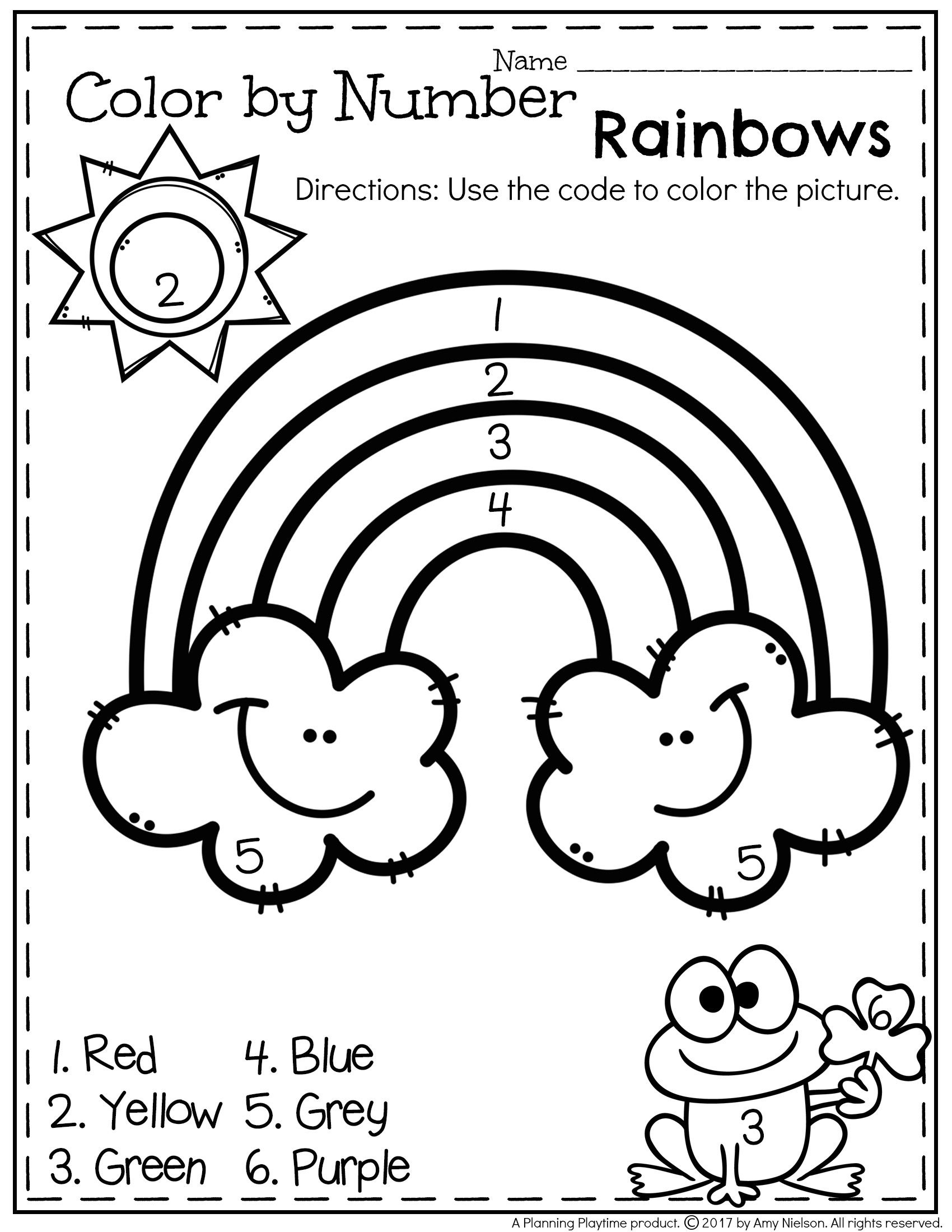 March Preschool Worksheets | Preschool Spring/summer | Preschool - Free Printable March Activities