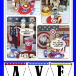Marvel's The Avengers: Age Of Ultron Party   Happy And Blessed Home   Free Avengers Birthday Party Printables