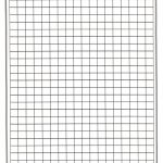 Math : 12 Inch Graph Paper With Black Lines A Graph With Paper Also   Half Inch Grid Paper Free Printable