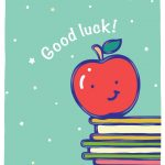 May Hard Work Pay Off Greeting Cardlittlestar Cindy :) | Cute   Free Printable Good Luck Cards