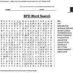 Mental Health Word Search Printable Mental Health Word Search   Free Printable Mental Health Worksheets