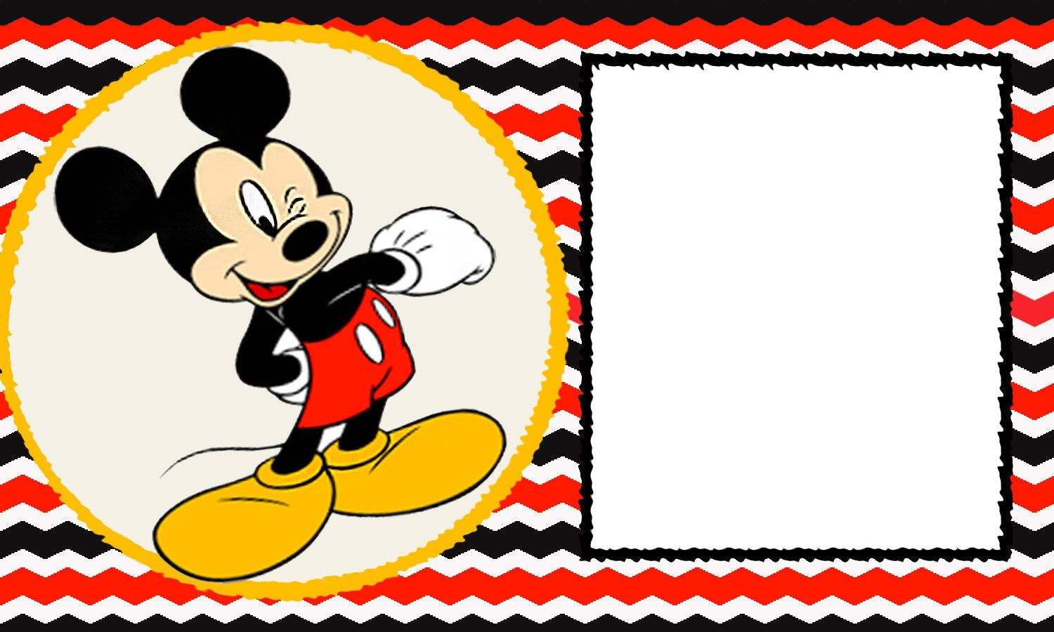 Mickey Mouse 1St Birthday | Desserts Cookies | Mickey Mouse - Free Printable Mickey Mouse Invitations