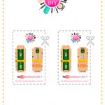 Miniature Printables – Dollhouse Diy ♥   Free Miniature Printables