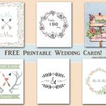 Mishmashash   Graphic Design   Free Printable Wedding Graphics