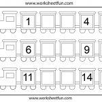 Missing Number Worksheet: New 684 Missing Number Worksheets Printable   Free Printable Missing Number Worksheets
