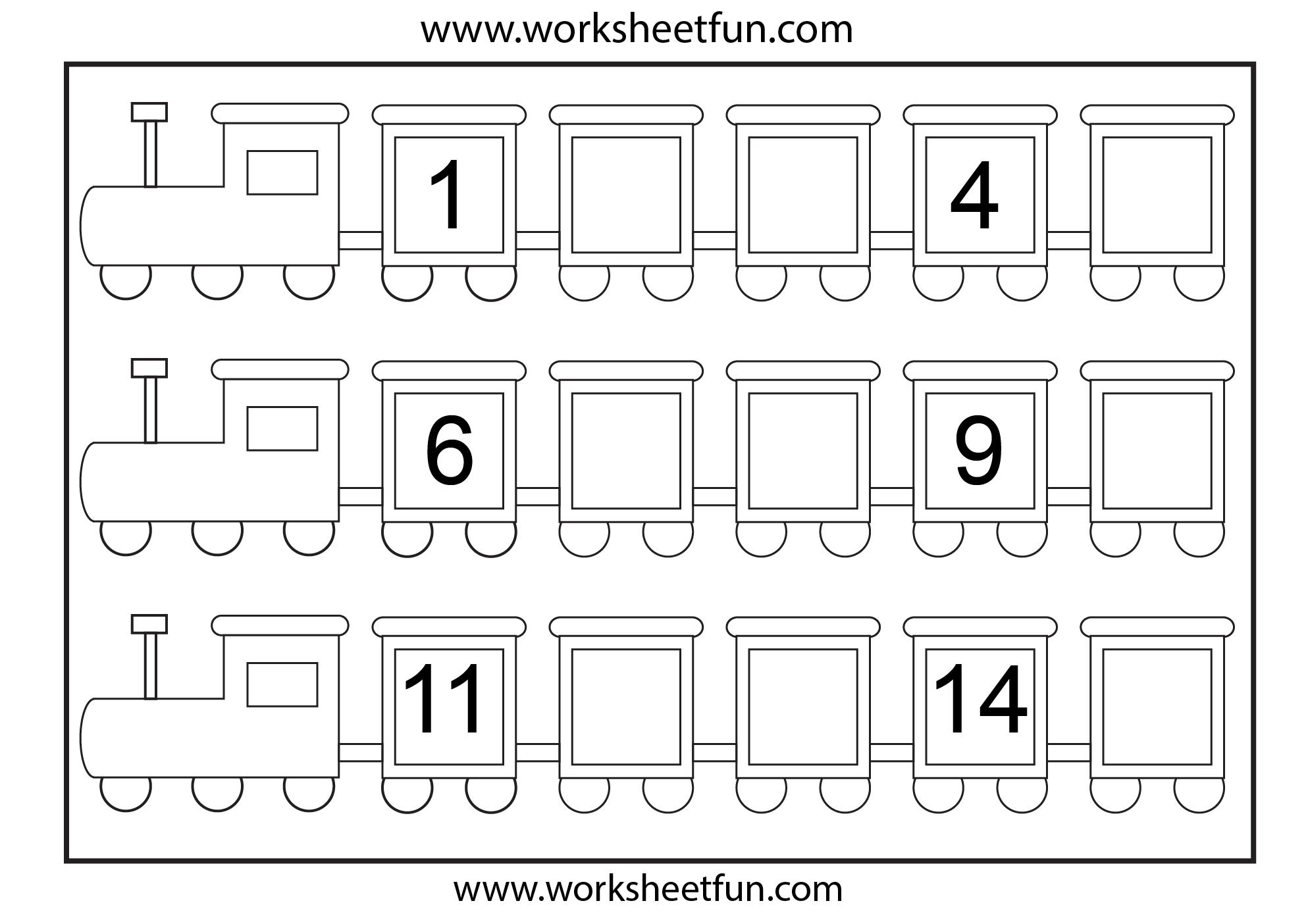 Missing Number Worksheet: New 684 Missing Number Worksheets Printable - Free Printable Missing Number Worksheets