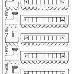 Missing Numbers (1 50)   6 Worksheets | Printable Worksheets   Free Printable Numbers 1 50