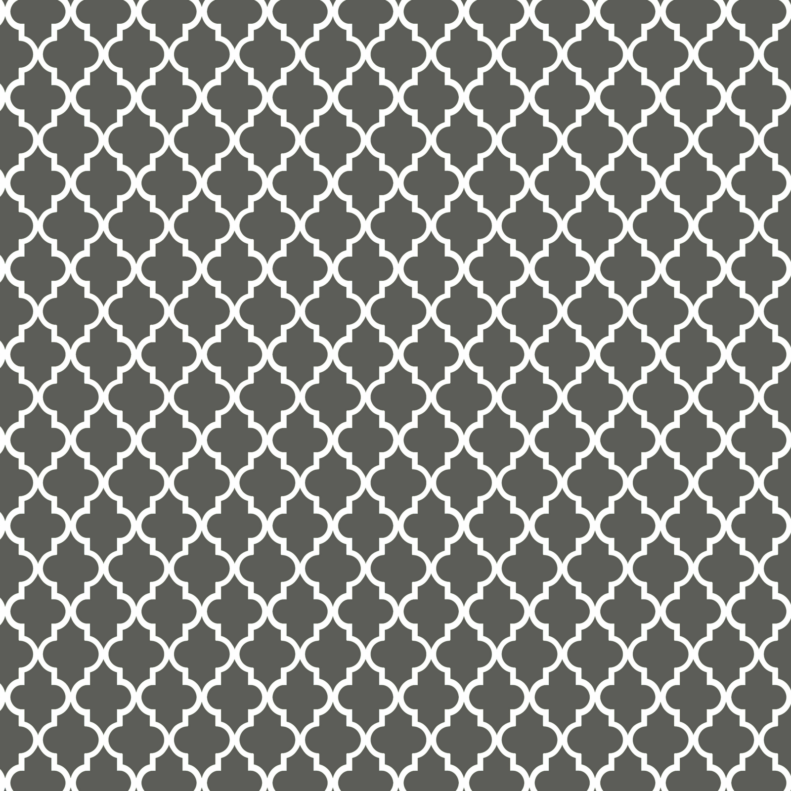 Moroccan And Quatrefoil Backgrounds In Lots Of Colors! More Free - Free Printable Patterns